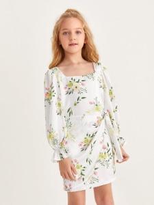 430fac5873 Eleganckie sukienki dla dziewczynek na komunie - ZOYA Fashion
